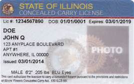 Illinois FOID and CCW Applications
